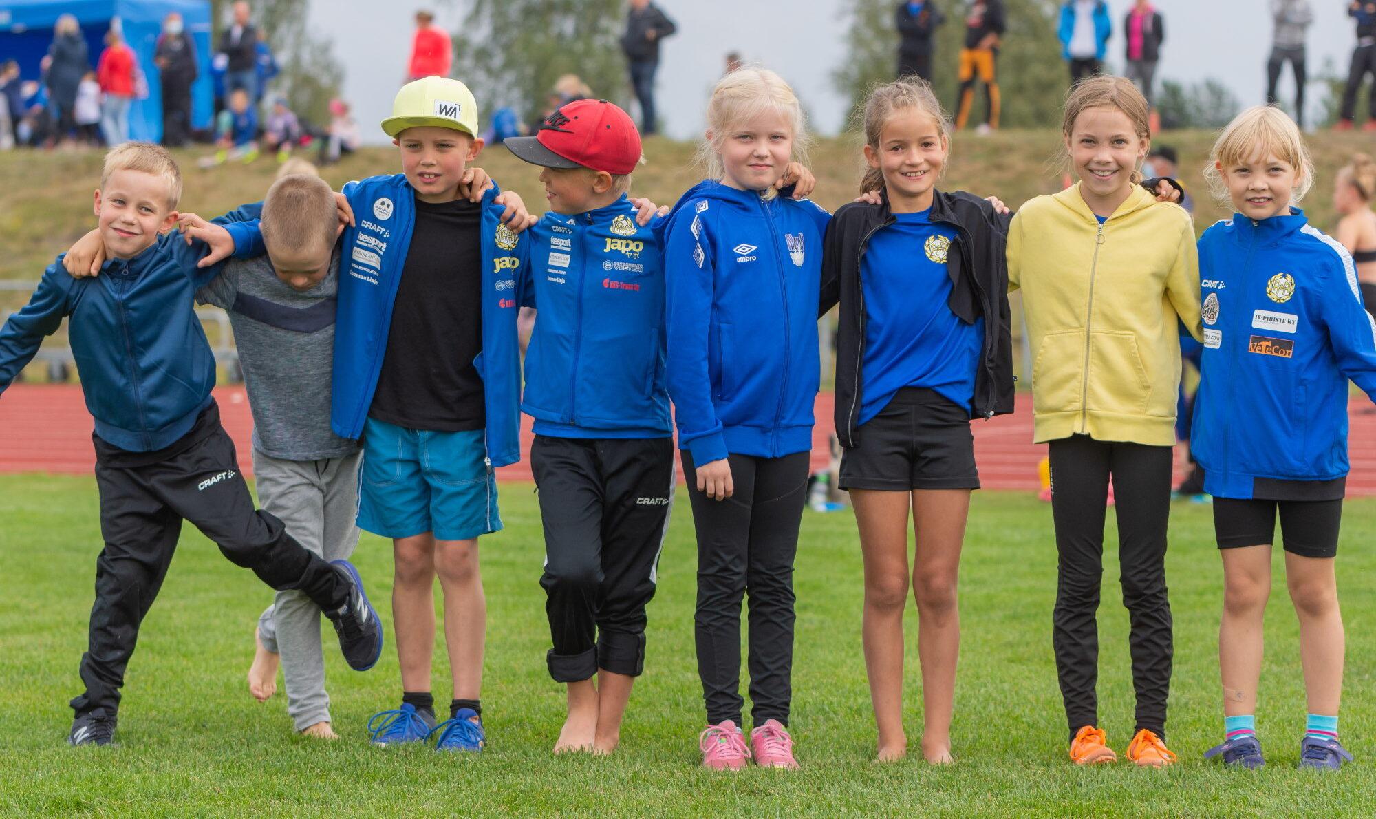 Alajärven Ankkurit / Yleisurheilu